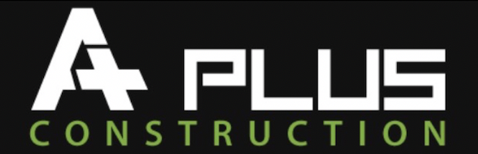 A Plus Construction Logo